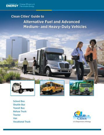 Guide to Alternative Fuel and Advanced Medium - Granite State ...