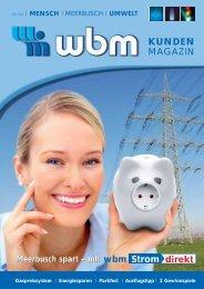 01/2010 zum Download (PDF) - wbm