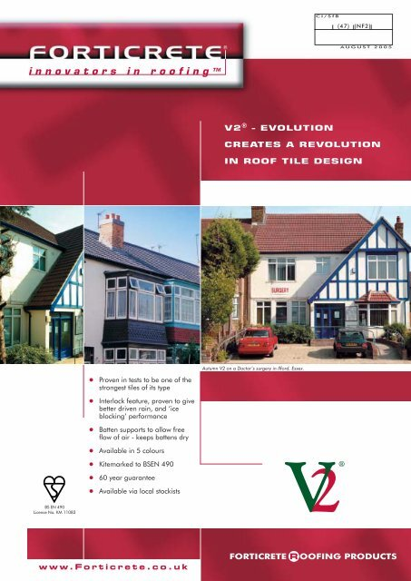 Download Product Brochure [ PDF 204 KB ] - Raven Roofing Supplies