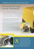 18 liter/min; 4 bar; Industriële pompen met ongeëvenaarde precisie - Page 2