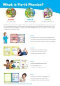 Fix-it Phonics Catalogue 2012 - Letterland - Page 3
