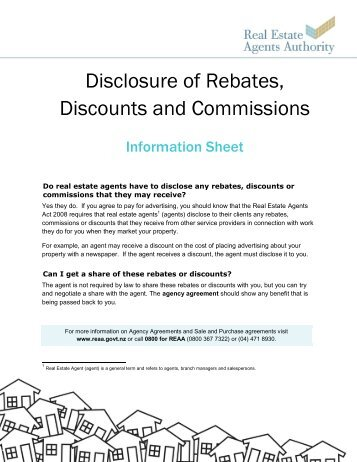 Unit Titles Information Sheet - Real Estate Agents Authority