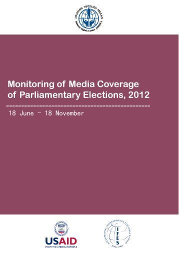 Media Monitoring of Hidden Political, Social and Political Advertising ...