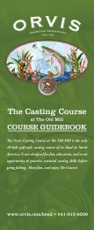 The Casting Course - Orvis