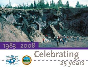 IPA 25th Anniversary Booklet - International Permafrost Association