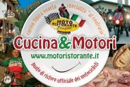 Cucina&Motori - Moto Morini Club Nederland