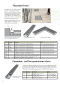 Rinnen und Roste für das Dach - ZinCo - Seite 4