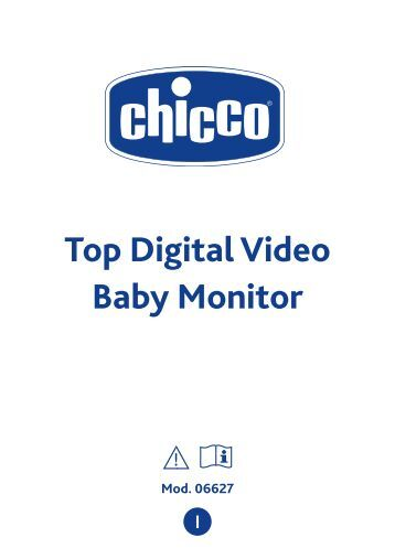 essential digital audio baby monitor chicco. Black Bedroom Furniture Sets. Home Design Ideas