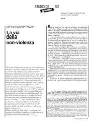 La via della non-violenza - Albert Einstein Institution
