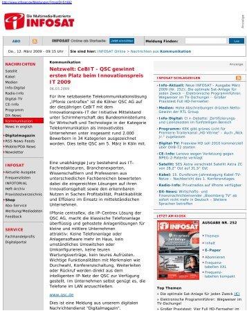 Netzwelt: Cebit - Huber Verlag für Neue Medien Gmbh