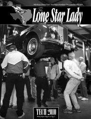 Lone Star Lady November December 2010 - Rroctexas.com