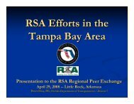 Hsu Florida RSA Presentation for Peer Exchange(2008)