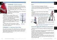 Adjustments - recommendations - Sparcraft