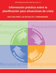 mitigación - Readiness and Emergency Management for Schools ...