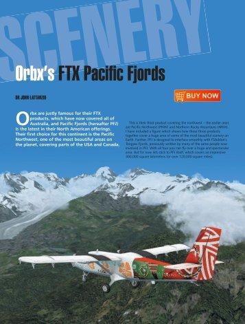 Orbx FTX Pacific Fjords - PC Aviator