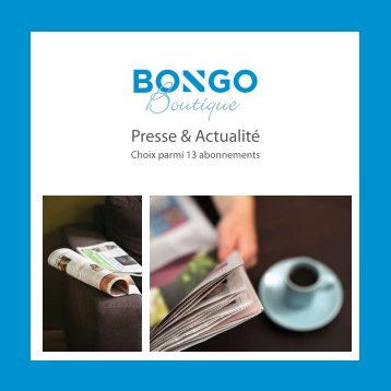 Presse & Actualité - Weekendesk-mail.com