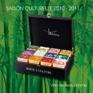 Guide Culturel 002.qxd - Beauchamp