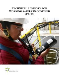 technical advisory for working safely in confined spaces - Workplace ...