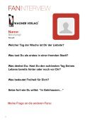 Fan Interview Wagner Verlag - Page 2