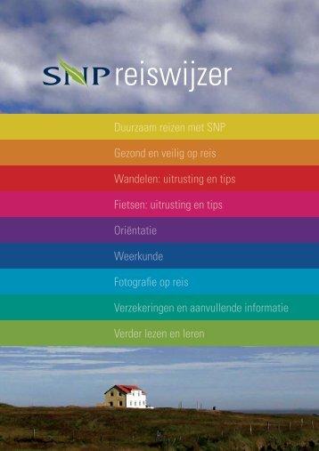 Klik hier voor een pdf-presentatie van onze ... - SNP Natuurreizen