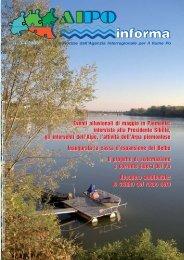 Aipo Informa 2008 (3-4) - Agenzia Interregionale per il fiume Po