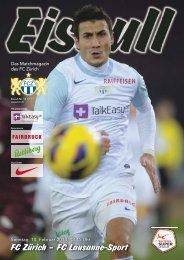 Nr. 10 12/13 - FC Zürich