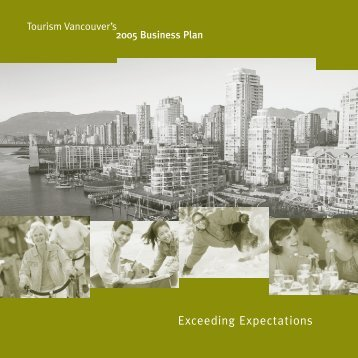Exceeding Expectations - Tourism Vancouver