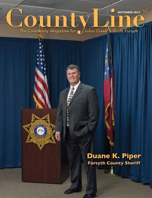 Duane K. Piper - CountyLine Magazine