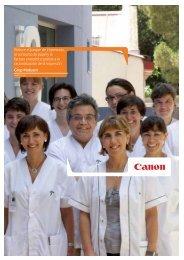 Reduce el parque de impresoras, el consumo de ... - Canon España