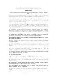 Resolução Codefat nº 632, Programa Geração Emprego e ... - Udop