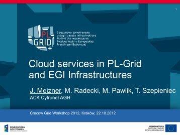 Prezentacja programu PowerPoint - PL-Grid