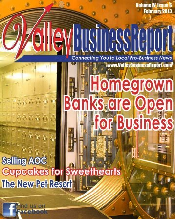 February 2013 - Valley Business Report