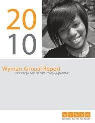 Continued - Wyman