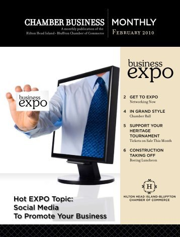 Expo - Hilton Head Island-Bluffton Chamber of Commerce