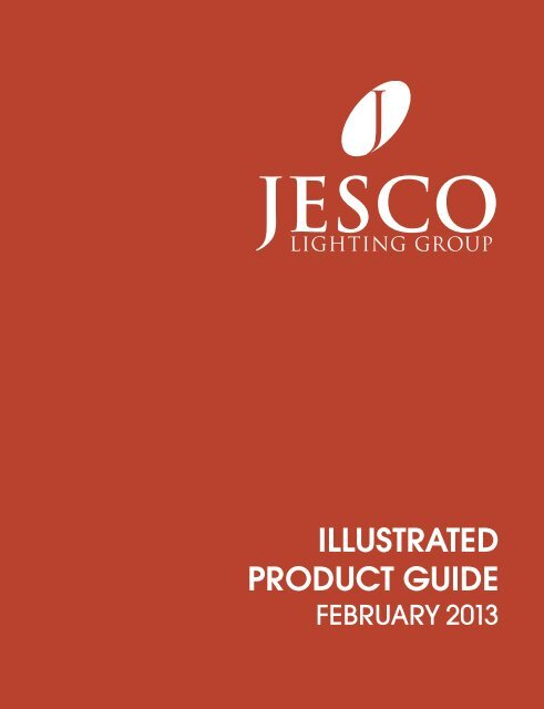 Ilrated Product Guide Jesco Lighting