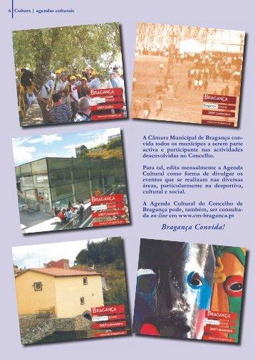 Bragança Convida! - Câmara Municipal de Bragança