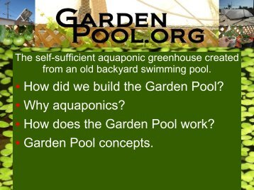 3 free magazines from gardenpool org for Garden pool pdf