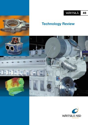 Technology Review - Martin's Marine Engineering Page