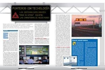 'made in Spain' equipan las carreteras de medio mundo - Dirección ...