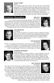 The Memory of Water, Program - Langham Court Theatre - Page 6