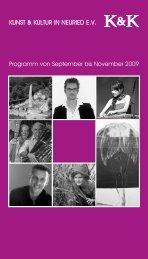 Unbekannte Heimat - Kunst und Kultur in Neuried eV