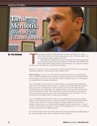 Jamie Merisotis interview with BizVoice magazine - Lumina ...