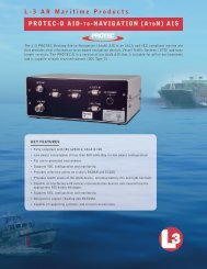 PROTEC-D Aids to Navigation Automatic Identification System