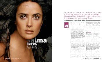 Salma Hayek - Abordo.com.ec