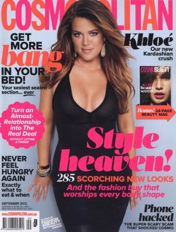 Page 1 Our new Kardashian Almost- Relationship inta The Real ...