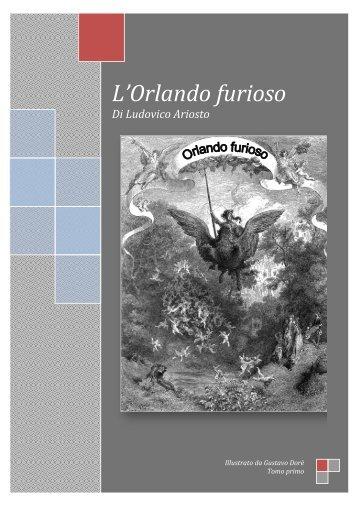 L'Orlando furioso Di Ludovico Ariosto - matematica fisica ... e altro