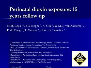 Dioxin and breastdevelopment - Inches