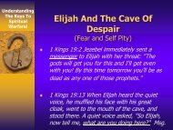 3. The Cave of Dispair - Rhm-Net.org