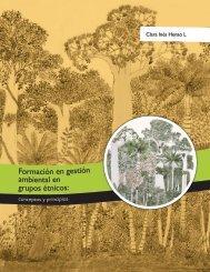 Formación en gestión ambiental en grupos étnicos: conceptos