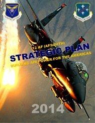Strategic Plan - Davis-Monthan Air Force Base